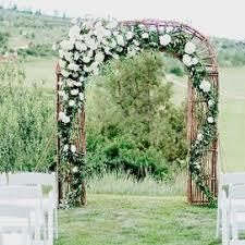wedding arches rental best 25 wedding arch rental ideas on wedding alter