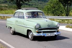 opel olympia 1952 1955 opel olympia information and photos momentcar
