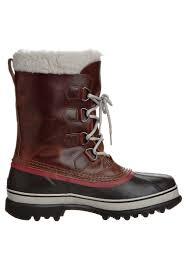 sorel men boots caribou winter boots burro sorel leather duck