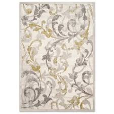 Yellow And Grey Outdoor Rug Buy 9 Foot X 12 Foot Outdoor Rug From Bed Bath Beyond