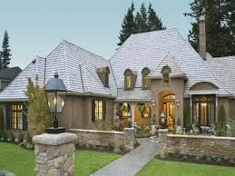 one story home designs surprising design ideas french country house plans one story 9