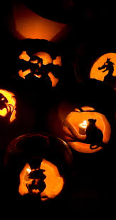 iphone wallpaper halloween ghosts and halloween pumpkins scary hd wallpaper