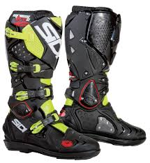 sport motorcycle boots crossfire 2 sr boots by sidi slavens racing