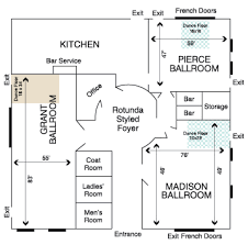 facility map spectacular event center u0026 catering