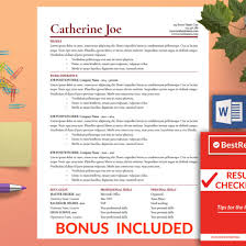 Resume Checklist Products Archive Bestresumes Info