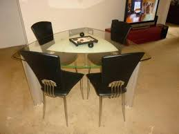 triangle dining table set u2013 thelt co