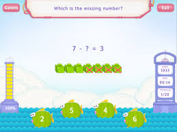 missing numbers worksheet games first grade math