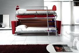 pull out bunk bed couch bed with pull out mattress underneath bed