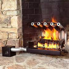 Interior Design For Fireplace Blower Heater System Nice Fireplaces