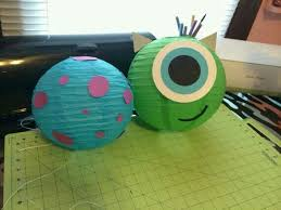 Monster Inc Decorations 41 Best Monsters Inc Party Theme Images On Pinterest Monster