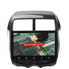 amazon com dasaita android 7 1 car stereo for mitsubishi asx rvr