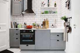 kitchen cabinets in small spaces tips to choose kitchen cabinet for a small kitchen small