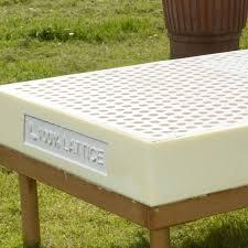 miglior materasso in lattice miglior materasso lattice avec il economico in et angolo 5 sur la