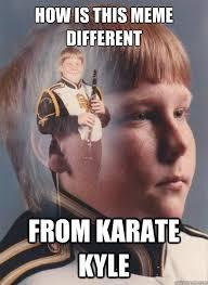 ptsd karate kyle meme funny http whyareyoustupid com ptsd