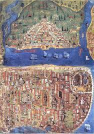 Ottoman Cities Nasuh Al Matrakî A Noteworthy Ottoman Artist Mathematician Of The