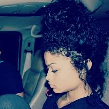 pics of black pretty big hair buns with added hair my bun will be this big one day hair pinterest curly bun