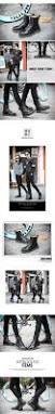 cheap autumn and winter tide shoes men plus velvet shoes high cut