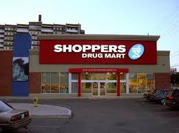 shoppers mart signs and awnings