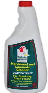 Homemade Cleaner For Laminate Floors Woodpecker Hardwood And Laminate Floor Cleaner Concentrate By