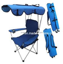 Folding Camping Chairs With Canopy China Folding Canopy Chair Xy 121b China Folding Canopy Chair