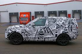 new land rover defender spy shots a new discovery land rover u0027s 2016 disco spied plus info on next
