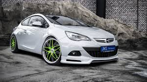 jms opel astra j gtc coupe shows exclusive styling coupe and cars