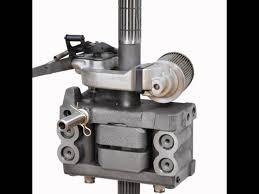 Massey Ferguson Hydraulic Lift Pump Assly Youtube