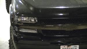 03 06 chevy silverado avalanche angel eye halo projector