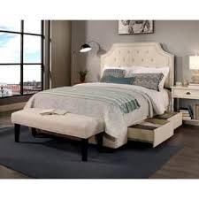 Cream Tufted Bed Tufted Beds Shop The Best Deals For Nov 2017 Overstock Com