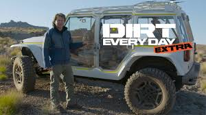 jeep safari concept 2017 2017 jeep safari concept walk around dirt every day extra youtube