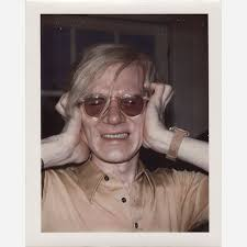 andy warhol age pop goes the polaroid christie s