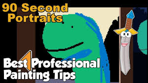 best professional painting tips 90 second portraits 90 second