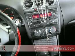 nissan altima coupe accessories nissan altima coupe 2007 2013 dash kits diy dash trim kit