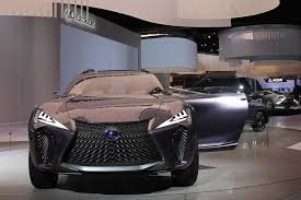 lexus ux suv concept paris lexus ux concept heading to production motor reviews motor
