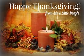 happy thanksgiving we re thankful for you add a dazzle
