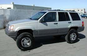 jeep grand 3 jeep grand 3 5 lift kit 1992 1998 tuff country