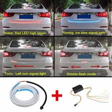 Firestorm Scanning Led Tailgate Light Bar by Light Bar Car Lefuro Com