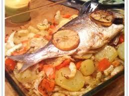 cuisiner de la dorade la recette poisson blanc daurade au four recette ptitchef