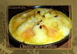 cuisine tartiflette omelette façon tartiflette la cuisine de lilly