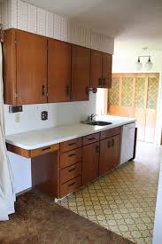 New Kitchen Cabinets On A Budget How To Install New Countertops On Old Cabinets The Happy Housie