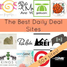 best daily deal sites the grant life