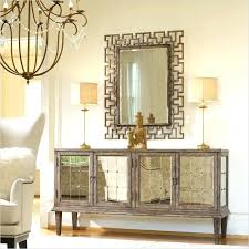 wood and mirrored console table wood and mirrored console table oxsight co