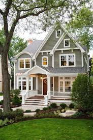 Front Porches On Colonial Homes by Top 25 Best Traditional Home Exteriors Ideas On Pinterest