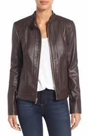 Leather Barn Coat Women U0027s Leather Coats U0026 Jackets Nordstrom
