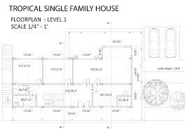 Tropical Style House Plans Idea Design T Momchuri