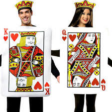 Queen Spades Halloween Costume Playing Card Costume Ebay