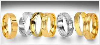 types of mens wedding bands the jewelry edit wedding bands the groom s personality