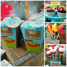 marvelous fish themed birthday party food birthday ideas diy fish