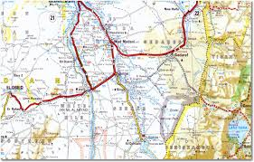 Map Of Sudan Detailed Michelin Maps Of Sudan