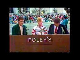 1988 houston foley s thanksgiving day parade